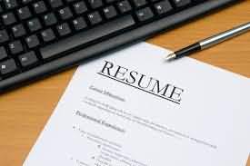Resume graphic