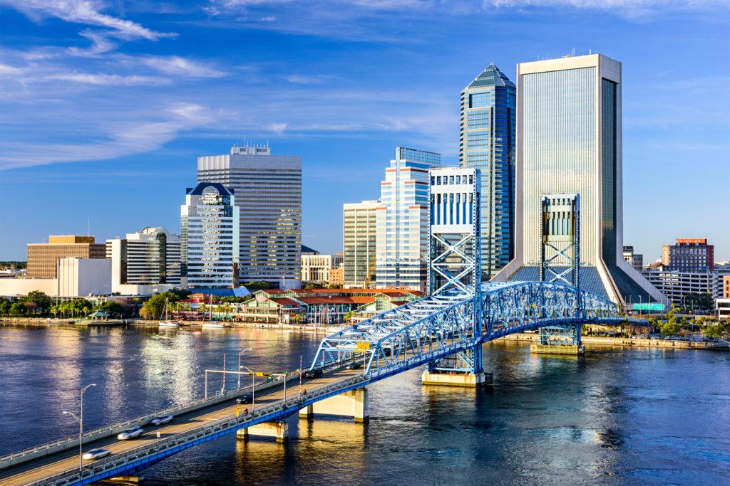 Jacksonville, FL skyline - Torch Group